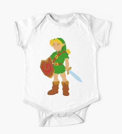 Ocarina of Time - Young Link One Piece - Short Sleeve