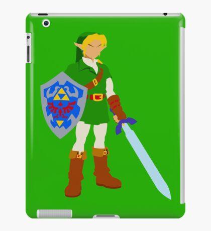 Ocarina of Time - Adult Link iPad Case/Skin