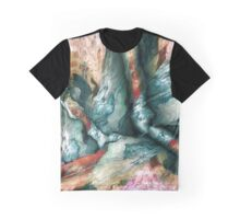 Skewed Perspective Graphic T-Shirt
