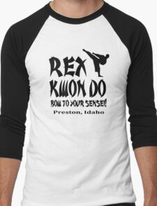 Rex Kwon Do - Napoleon Dynamite  Men's Baseball ¾ T-Shirt