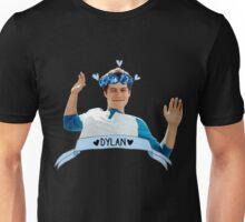 Dylan O'Brien Smiling Unisex T-Shirt