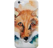 what did the fox say iPhone Case/Skin