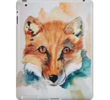 what did the fox say iPad Case/Skin