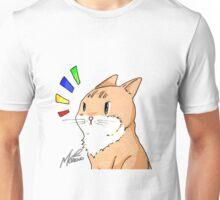 Surprised Kitty Unisex T-Shirt