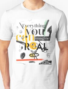 Picasso quote d8 T-Shirt