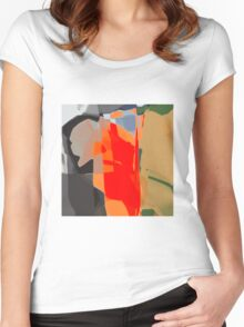 angry Women's Fitted Scoop T-Shirt
