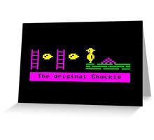 The original chuckie Greeting Card