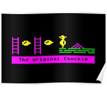 The original chuckie Poster