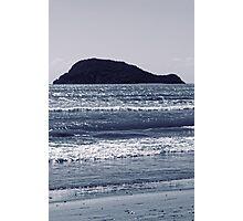 Zakynthos Greek beach amazing landscape Photographic Print