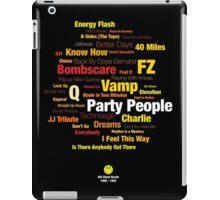 Old Skool Headz 90-93 iPad Case/Skin