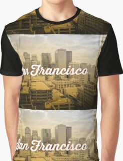San Francisco Type Graphic T-Shirt