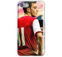 Vintage Mesut Ozil iPhone Case/Skin