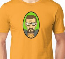 Half Life Gordon Freeman Unisex T-Shirt