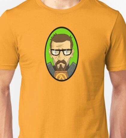 Half Life Gordon Freeman Unisex T-Shirt