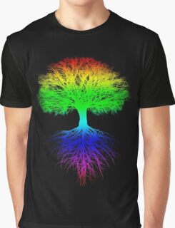 Sunshine, Lollypops and Rainbows Graphic T-Shirt