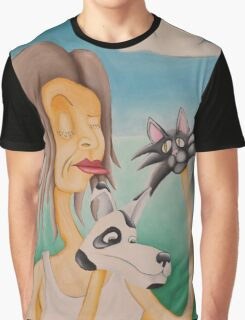 Wishing For Pets Graphic T-Shirt