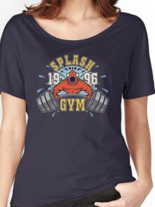 Splash Gym Women's Relaxed Fit T-Shirt