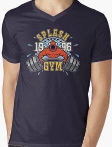 Splash Gym Mens V-Neck T-Shirt