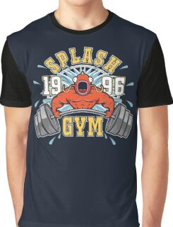 Splash Gym Graphic T-Shirt