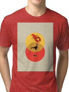 Pinchy and Stingy Tri-blend T-Shirt