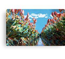 PLF 6 Canvas Print