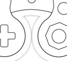 Gamecube controller design! Sticker