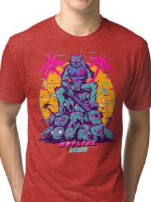 Hotline Miami Tri-blend T-Shirt