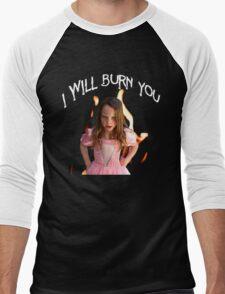 Burn You Men's Baseball ¾ T-Shirt