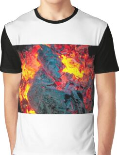 bright coals Graphic T-Shirt