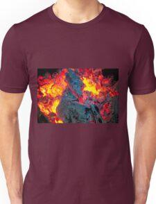 bright coals Unisex T-Shirt