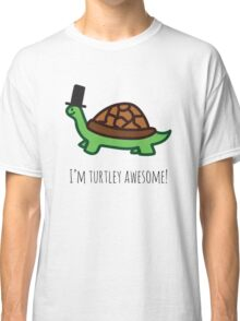 Turtley Awesome Classic T-Shirt