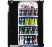Soft Drinks Cabinet iPad Case/Skin