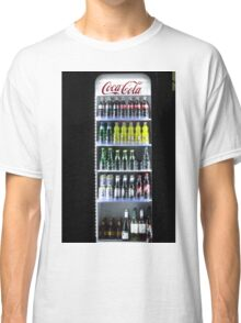 Soft Drinks Cabinet Classic T-Shirt