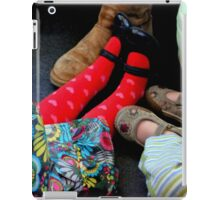 City Bus - Child Seating Available iPad Case/Skin