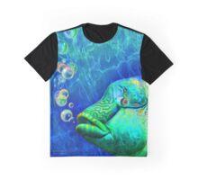 Parrotfish - Rainbow Spirit Graphic T-Shirt