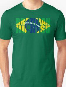 Brazilian Jiu Jitsu Flag (BJJ) T-Shirt