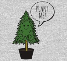 Plant More Trees One Piece - Long Sleeve