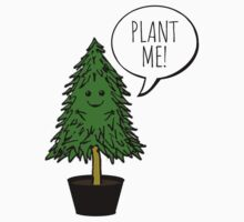 Plant More Trees Kids Tee