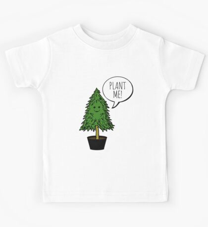 Plant More Trees Kids Clothes