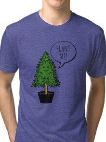 Plant More Trees Tri-blend T-Shirt