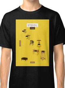 Stool Chart Classic T-Shirt