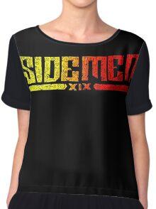 SDMN #Sidemen Women's Chiffon Top
