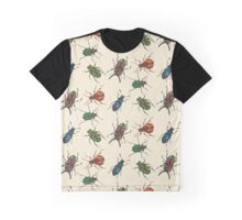Australian Beetles Graphic T-Shirt