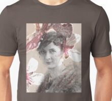 Flower Lady Unisex T-Shirt