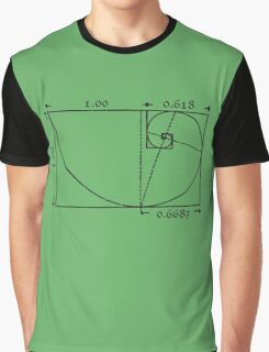 The Golden Rectangle Graphic T-Shirt