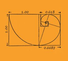 The Golden Rectangle by Rob Price