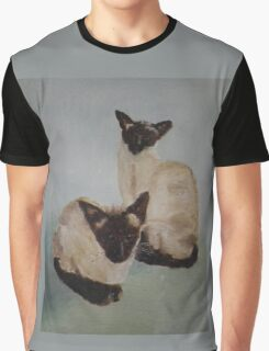 Charlie and Willow Graphic T-Shirt