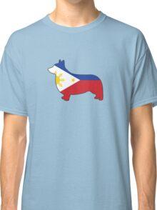 Pinoy Corgi Classic T-Shirt