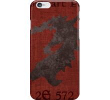 ESO: Ebonheart Pact iPhone Case/Skin