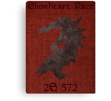 ESO: Ebonheart Pact Canvas Print